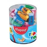 Strúhadlo MAPED TIP-TOP mix